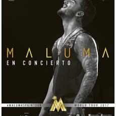 Comprar Maluma En Bilbao (EATA)