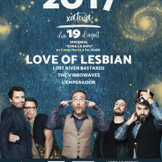 Comprar Love of Lesbian en Xativa
