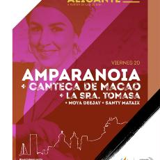 Comprar Music Village Alicante en Concierto Amparanoia (EATA)