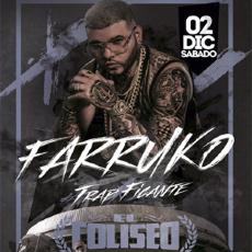 Comprar El Coliseo Presenta: FARRUKO en Concierto en Leganés