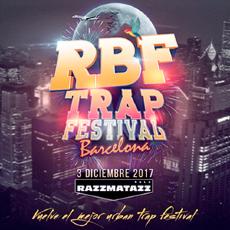 Comprar RBF - Trap Festival Farruko en Sala Razzmatazz (Eata)