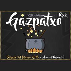 Comprar XIII Gazpatxo Rock en Ayora (Valencia)