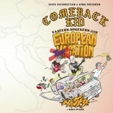 """Comprar GIRA 2018 """"Comeback Kid"""" en Barcelona, Bilbao, Madrid y A Coruña"""