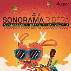 Comprar Festival Sonorama Ribera 2018 (Eata)