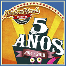 Comprar Weekend Beach Torre del Mar Festival 2018 (Eata)
