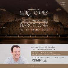Comprar Encuentro con Sergi Torres en la Villarroel 22 Enero 2018