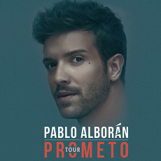 "Comprar Pablo Alborán Tour ""Prometo"" en Alicante"