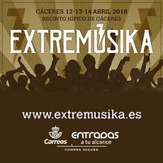 Comprar Extremúsika en Cáceres