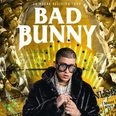 Comprar Concierto Bad Bunny en Madrid