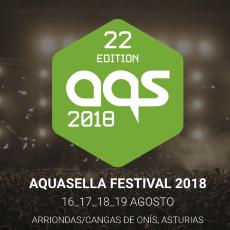 Comprar Aquasella 2018 en Arriondas (Cangas de Onís), del 16 al 19 de Agosto 2018 (EATA)
