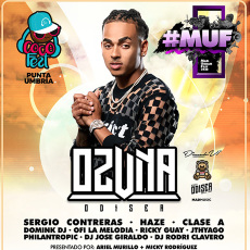 Comprar Coco Fest Punta Umbría & MUF