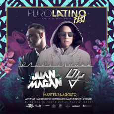 Comprar Puro Latino Fest en Puerto de Santa María