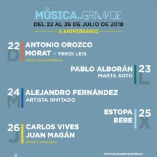Comprar FESTIVAL MÚSICA EN GRANDE en Torrelavega