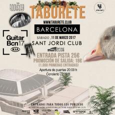 Taburete concierto barcelona for Oficina wizink madrid