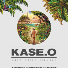 Comprar Kase.O en Sevilla, 2ª Fecha